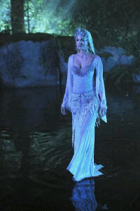 Water Siren of the Lake in **Once Upon a Time**