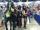 Sugar Zombies and Lady Vader
