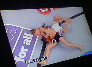 Ronda Rousey's ground work~ UFC® 157