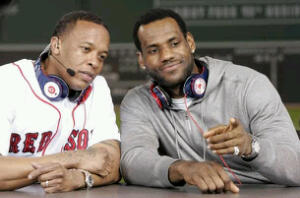 ~Dr. Dre and LeBron James~