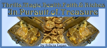 In Pursuit of Treasure by Felicia Lujan