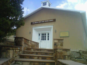 •~Villanueva State Park Visitor Center~•